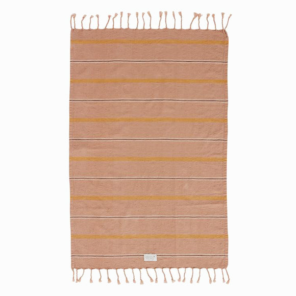 Handtuch - Kyoto Guest Towel Dark Powder