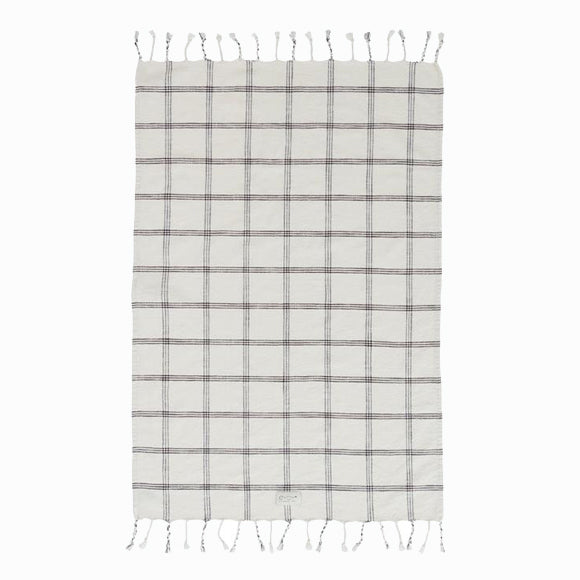 Handtuch - Kyoto Guest Towel Offwhite