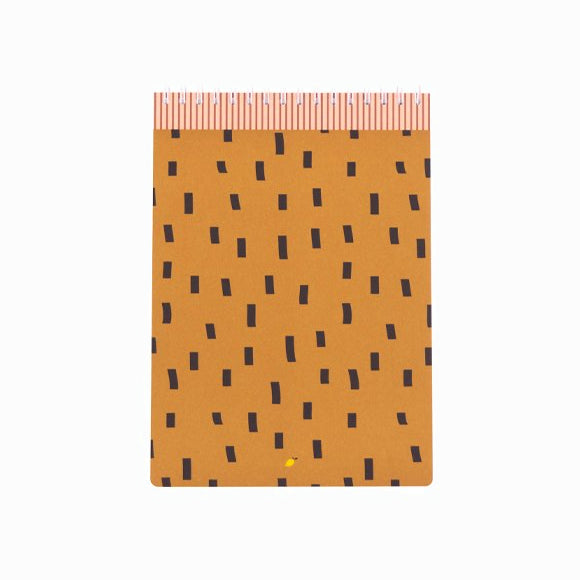 Malblock - Sketchbook Sprinkle panache gold