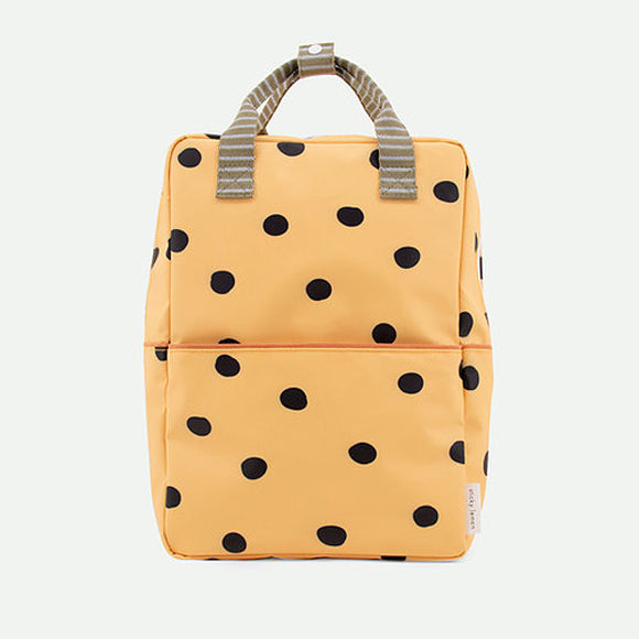 Rucksack - Freckles Special Edition retro yellow - large