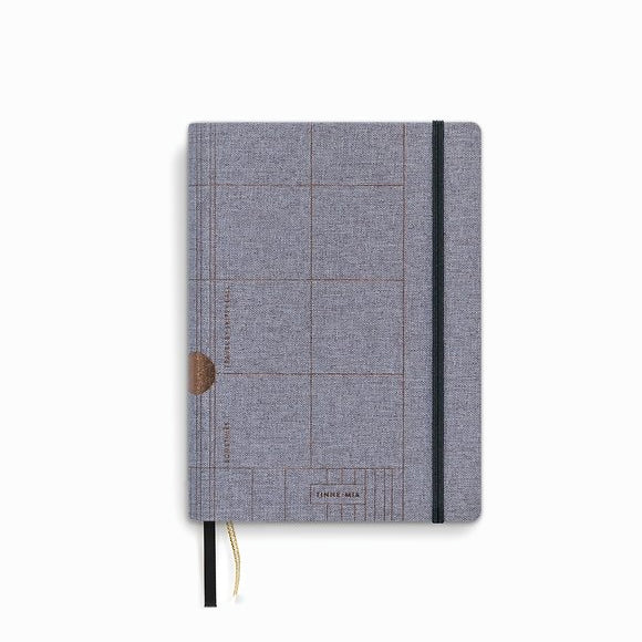 Notizbuch - Travel Journal A6 Linen Lilac