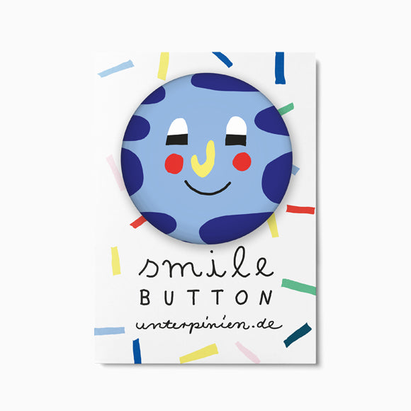 Button - Smile relaxed