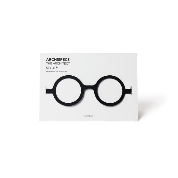Grußkarte - Archispecs Architects Glasses