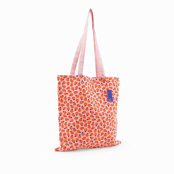 Baumwollbeutel - Cotton Bag Naranja