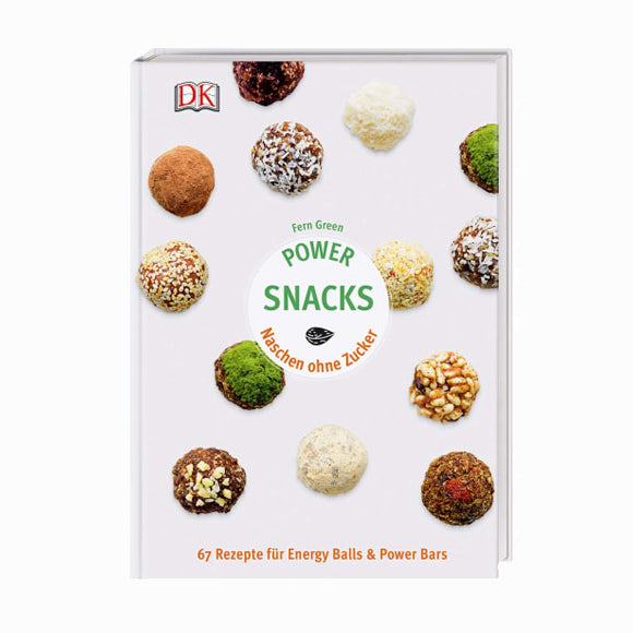 Kochbuch - Power Snacks