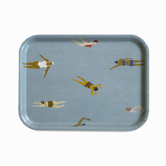 Tablett - Swimmers Tray small