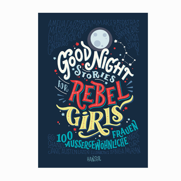 Kinderbuch - Good Night Stories for Rebel Girls
