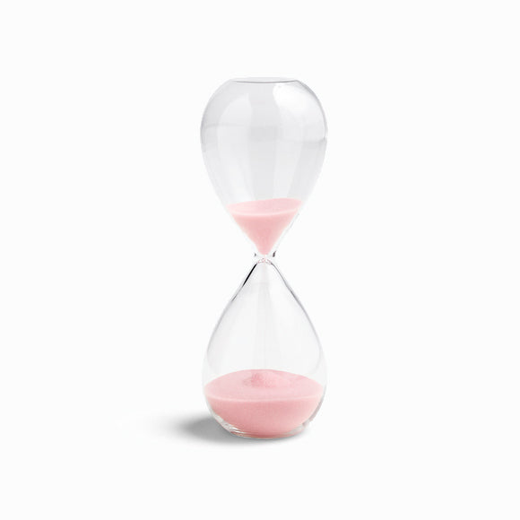 Sanduhr - Time M 15 Minutes light pink