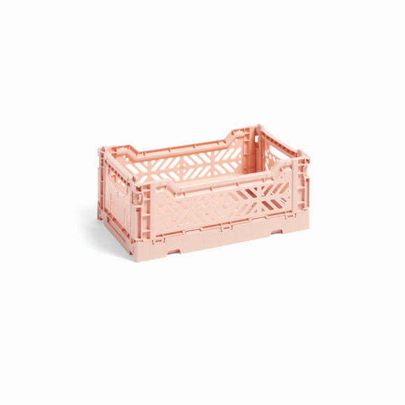 Klappbox - Colour Crate S soft pink