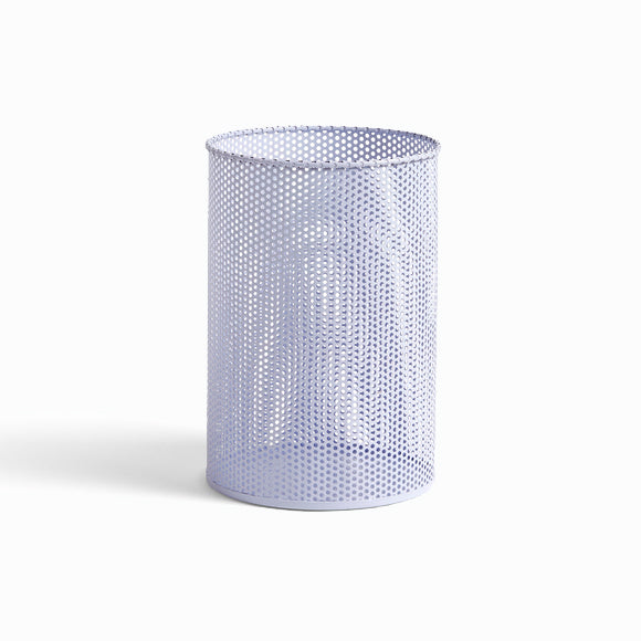 Mülleimer - Perforated Bin M lavender