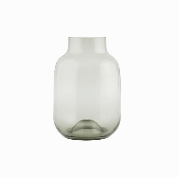 Vase - Shaped grey small