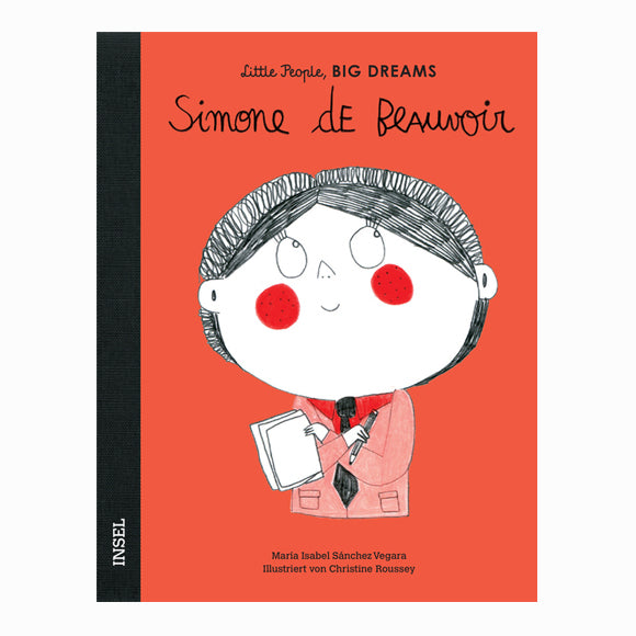 Kinderbuch - Simone de Beauvoir