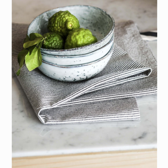 Geschirrtuch - Tea Towel Finette Caviar