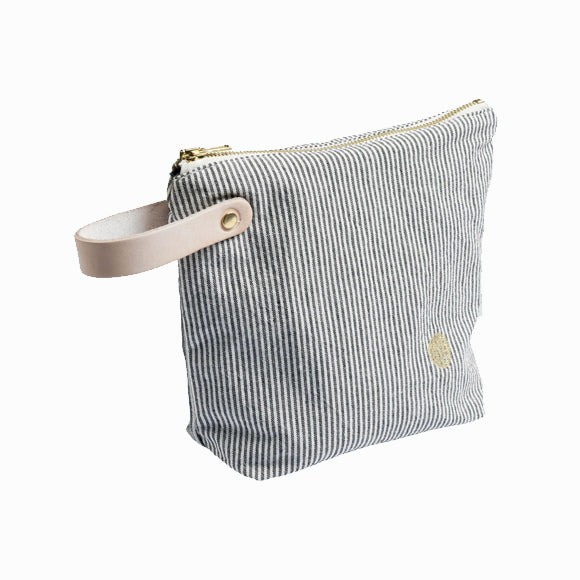 Kulturtasche - Toiletry Bag Finette Caviar, klein