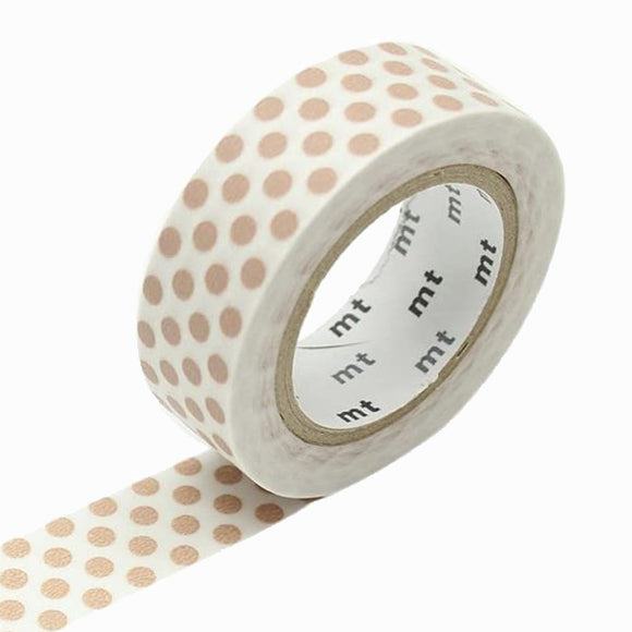 Masking Tape - mt dot milk tea