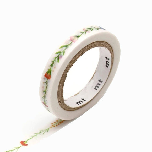 Masking Tape - mt ex flower line