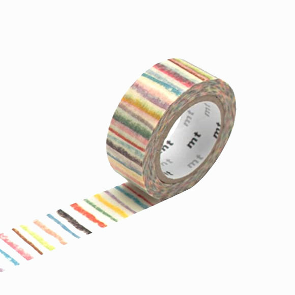 Masking Tape - mt kids shima shima