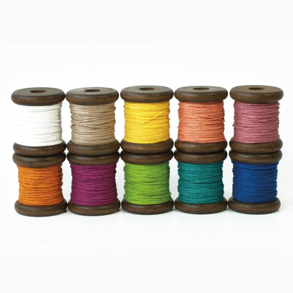 Papiergarn - Strong Paper Yarn on Small Bobbin 30 m