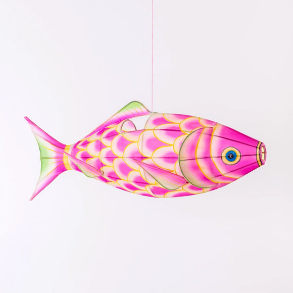 Leuchte - Pink Carp Lamp small