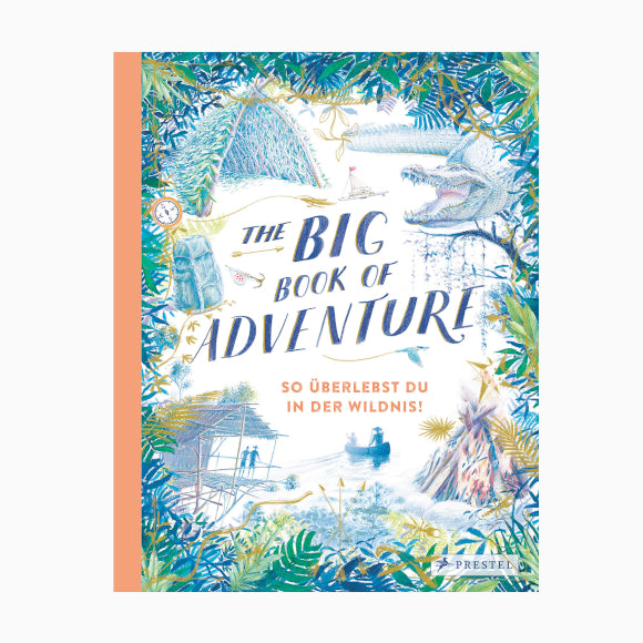 Kinderbuch - The Big Book of Adventure