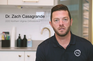 Dr. Zach Casagrande (Northern Virginia Orthodontics) - GLO Pro Whitening VIDEO!