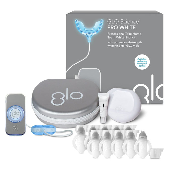 GLO Take Home Whitening Device Kit 10% HP - Single