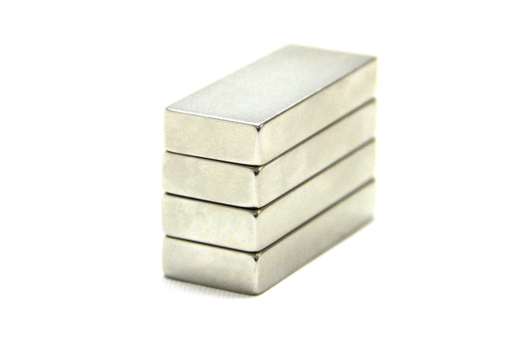 Block 50x20x8mm N38 Ni