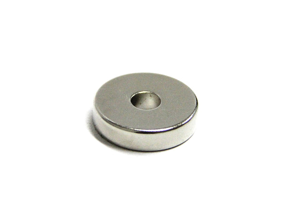 Ring OD 25 x ID 7 x 6 mm N38 Ni