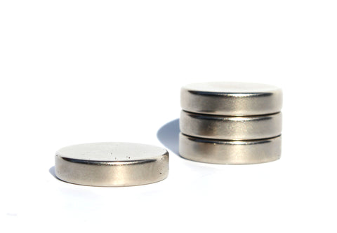 Disc 22 x 5 mm N38 Ni