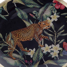 Bild in Galerie hochladen, Valet Tray DKD Home Decor Crystal Colonial Leopard (20 x 20 x 2 cm)