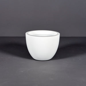 "Jay Scotts Salzburg Round Planter: 16"" x 12""H"