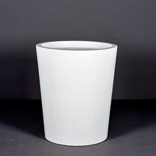 "Load image into Gallery viewer, Jay Scotts Pego Oval Round Planter: 22"" x 18"" x 30""H"