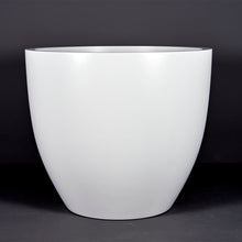 "Load image into Gallery viewer, Jay Scotts Wannsee Round Planter - Size 44"" x 39""H"