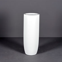 "Load image into Gallery viewer, Jay Scotts Saint Tropez Round Planter: 20"" x 43""H"