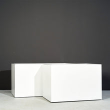 Load image into Gallery viewer, Granada Rectangular Fiberglass Planter Box