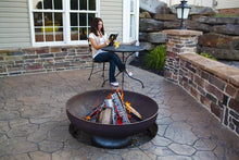 Ohio Flame Liberty Fire Pit with Standard Base, Fireplace - Yardify.com