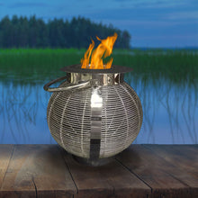 Load image into Gallery viewer, JUPITER Fireplace/Lantern – 2 in 1 Design