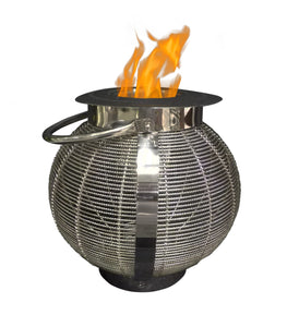 JUPITER Fireplace/Lantern – 2 in 1 Design