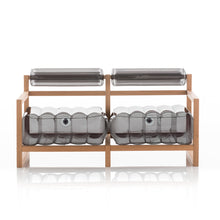 Load image into Gallery viewer, Yoko Sofa Wood