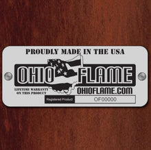 Load image into Gallery viewer, Ohio Flame Fire Chalice Artisan Fire Bowl, Fireplace - Yardify.com
