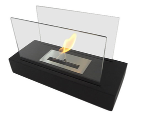Nu-Flame Incendio Personal Tabletop Ethanol Fireplace (NF-T1INO), Fireplace - Yardify.com