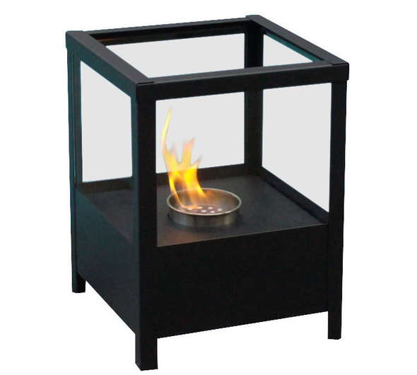 Nu-Flame Sparo Personal Tabletop Ethanol Fireplace (NF-T2SPO), Fireplace - Yardify.com