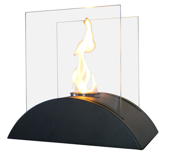 Nu-Flame Estro Personal Tabletop Ethanol Fireplace (NF-T2ESO), Fireplace - Yardify.com