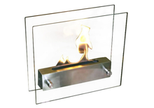 Load image into Gallery viewer, Nu-Flame Irradia Portable Tabletop Ethanol Fireplace (NF-T2IRA), Fireplace - Yardify.com