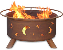 Load image into Gallery viewer, Evening Sky Fire Pit, Fireplace - Yardify.com