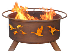 Wild Ducks Fire Pit, Fireplace - Yardify.com
