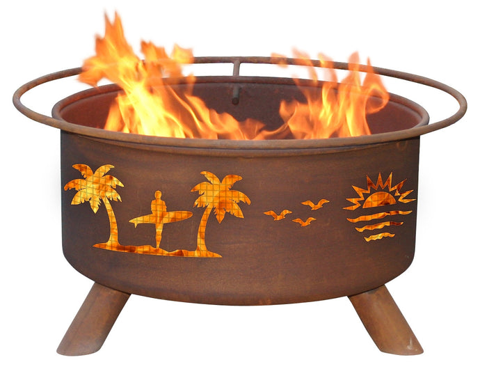 Pacific Coast Fire Pit, Fireplace - Yardify.com