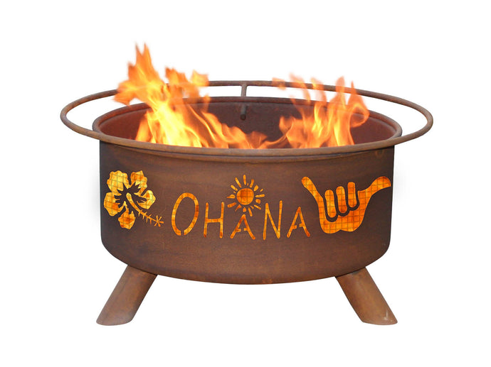Ohana Fire Pit, Fireplace - Yardify.com