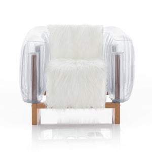 Yomi Armchair Wood