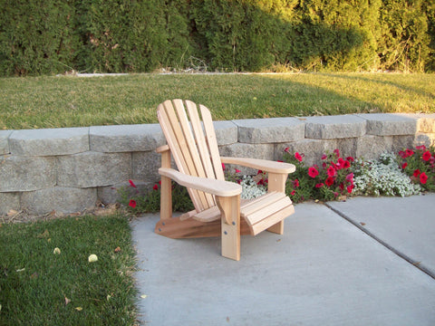 Wood Country Children's Adirondack Chair - TL-CAD - Welcome to Yardify - 2